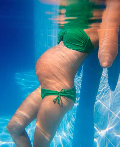 Aquanatal yoga small acorn - Can i swim in a pool while pregnant ...