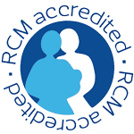 Small Acorn - RCM Accredited Logo