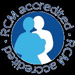Small Acorn - RCM Accredited Logo