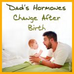 Dad's Hormones Change After Birth