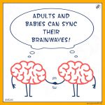 Adults and Babies Can Sync Their Brainwaves!